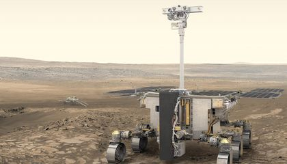 A New Way to Test for Life on Mars