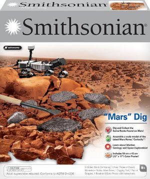 Smithsonian Mars Dig Science Kit - None | Smithsonian com Store