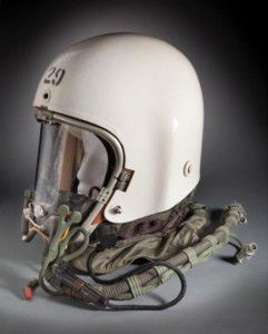 Gary Powers' flight helmet