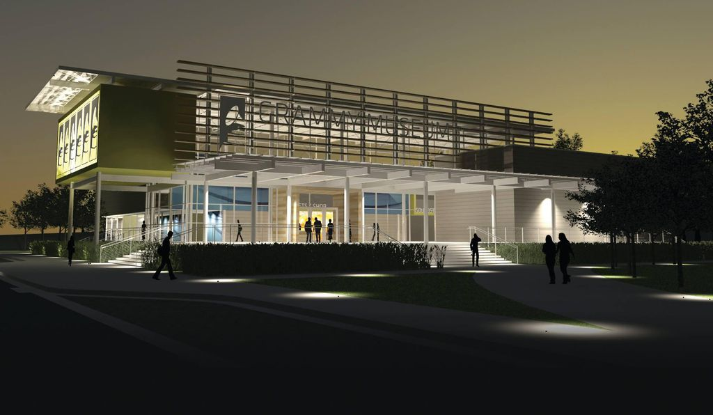 The GRAMMY Museum Mississippi opens in March, 2016.