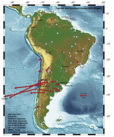 Chilean earthquake moved city ten feet science smithsonian chilean earthquake moved city ten feet gumiabroncs Images