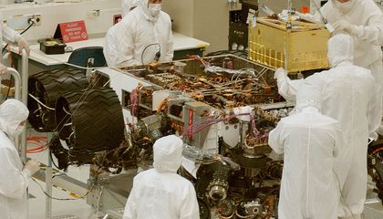 NASA's Curiosity Team Gives Us a Geeky Reason To Go to the Inauguration Parade