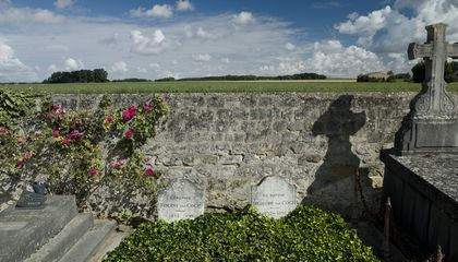 The Quest to Save Vincent van Gogh's Grave