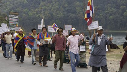 Once 2,000 Tibetan Refugees Came to Nepal Each Year; Now It's Fewer Than 200. Why?