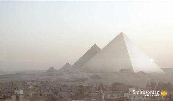 Preview thumbnail for video'What the Completed Great Pyramid Would Have Looked Like