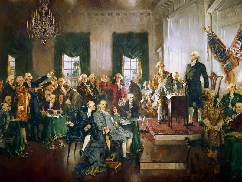Inside The Founding Fathers Debate Over What Constituted An