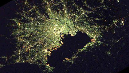 Cities at Night: An Astronaut's View