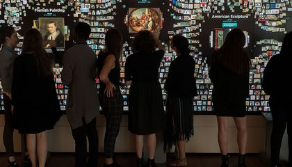 The Cleveland Museum of Art Wants You To Play With Its Art
