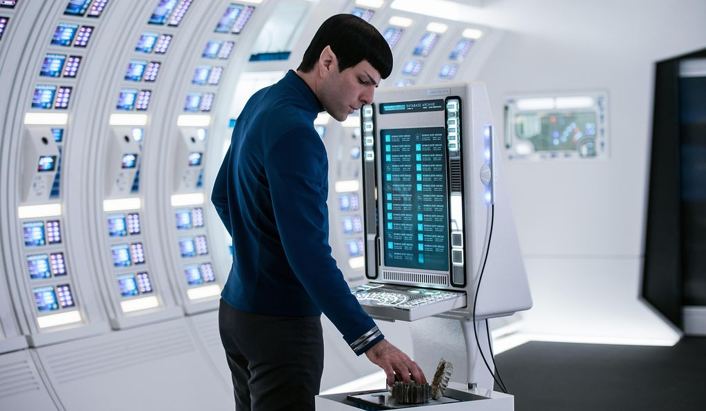 Zachary Quinto, who has played Spock in three films including last summer's