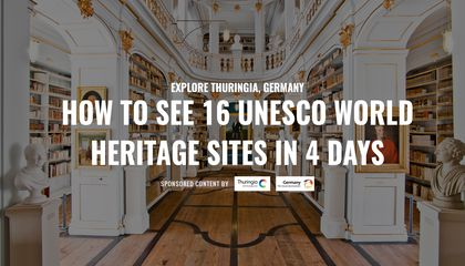 How to See 16 Unesco World Heritage Sites in 4 Days