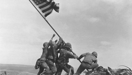 The Marines Have Confirmed That One of the Men in the Iconic Iwo Jima Photo Has Been Misidentified for 71 Years