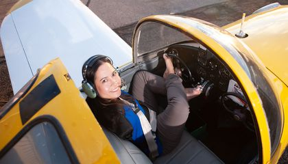 The World's First Licensed Armless Pilot Is an Devoted Advocate for People Facing Similar Challenges