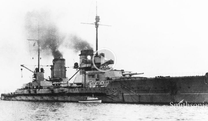 The Battle of Jutland Pushed Britain to the Limit