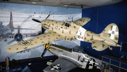 Air and Space Museum Lands Alitalia and WWII Italian Air Force Artifacts