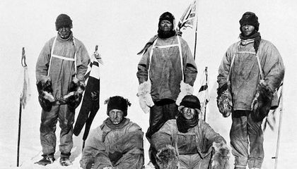 The Last Letters From Scott's South Pole Team Are Heart Breaking