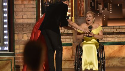 Ali Stroker Makes History, and More From the Tony Awards