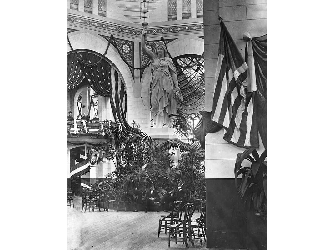 When Was the First Inaugural Ball? | At the Smithsonian | Smithsonian