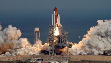 Ask the Astronaut: Which is more fun, the ascent into orbit or the reentry?