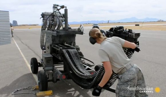 Preview thumbnail for video'Why the A-10 Warthog is a Ground Soldier's Best Friend