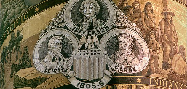 Expedition Made Successful Return From >> Lewis And Clark The Journey Ends History Smithsonian
