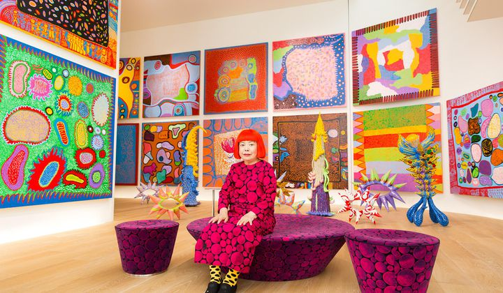Celebrating the Legacy of Kusama