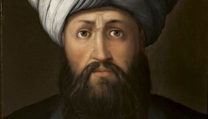 The Legendary Sultan Saladin Was Likely Killed by Typhoid
