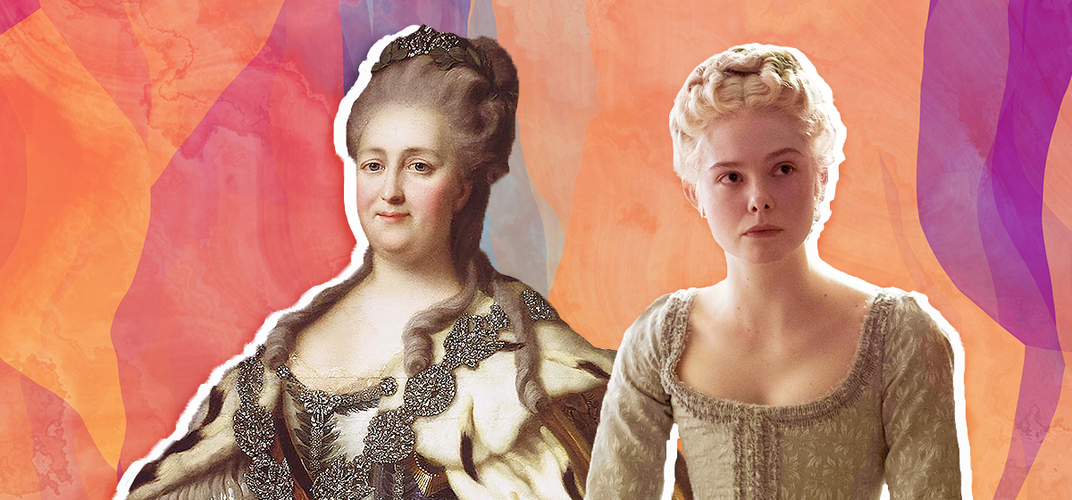 Caption: The True Story of Catherine the Great