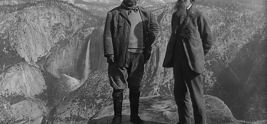 Caption: Hike in the Footsteps of Teddy Roosevelt