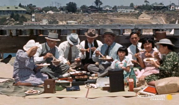 Preview thumbnail for video'Children in Internment Camps - A Japanese American's Reflection