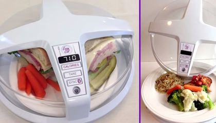 A Device That Counts Calories for You