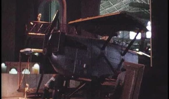 Preview thumbnail for video'Move-In Day at NASM