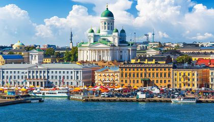 UN Report Finds Finland Is the Happiest Country in the World