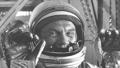 Look Closely at This Picture of John Glenn