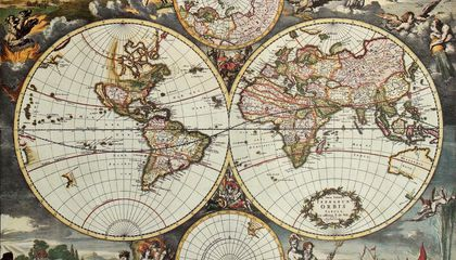 How Geography Shaped Societies, From Neanderthals to iPhones