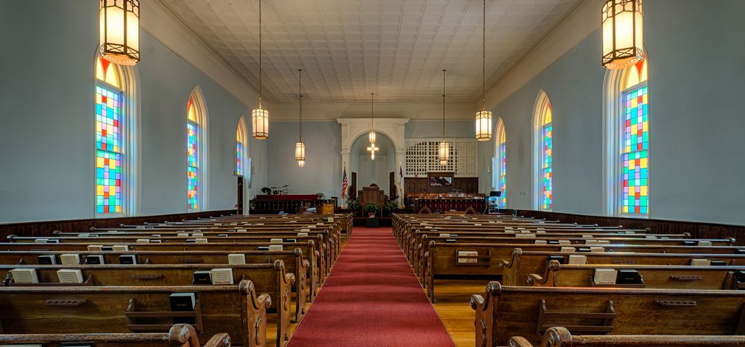 The Dexter Avenue Baptist Church, Montgomery