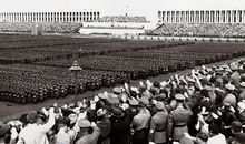 Nazi rally in Nuremberg