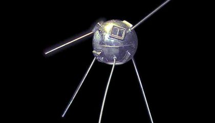 The World's First Solar-Powered Satellite is Still Up There After 59 Years