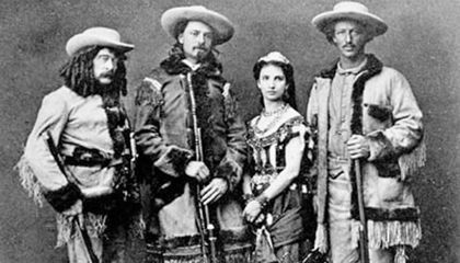 Murder, Marriage and the Pony Express: Ten Things You Didn't Know About Buffalo Bill