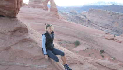 Marathoner Sets Out to Run All of America's National Parks