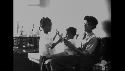 This Unfinished Film Highlights the Daily Lives of Black Americans in the 1960s