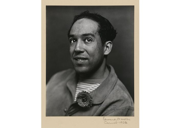 Caption: Langston Hughes, Poet for the Unchampioned