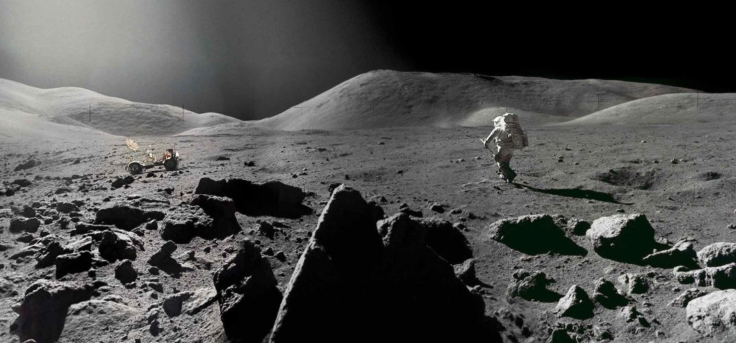 Caption: 48 Years Ago Today, Apollo 11 Landed on the Moon