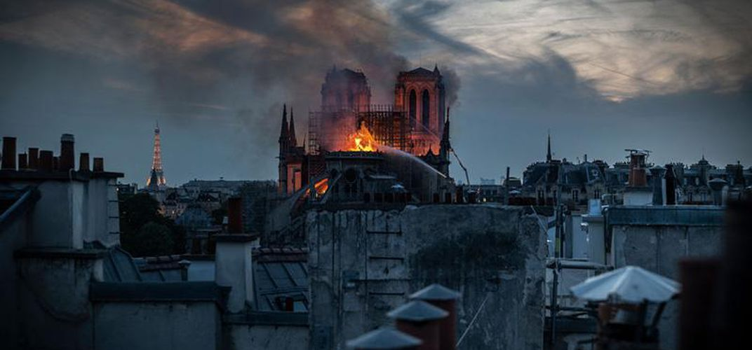 Last Night, I Watched Notre-Dame Burn | Travel | Smithsonian