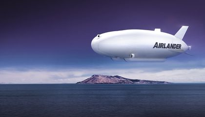 An Airship The Size of a Football Field Could Revolutionize Travel