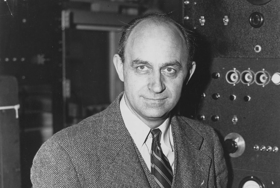"Was Enrico Fermi Really the ""Father of the Nuclear Age""? 
