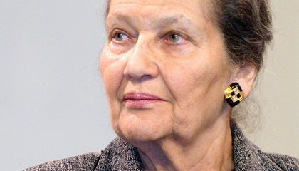France's Simone Veil Will Become the Fifth Woman Buried in the Panthéon