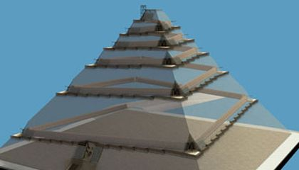 How exactly was the Great Pyramid built