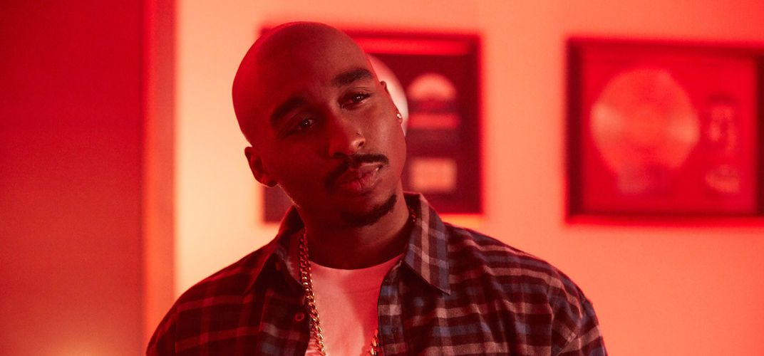 Caption: The Legacy behind the Tupac Biopic All Eyez on Me'