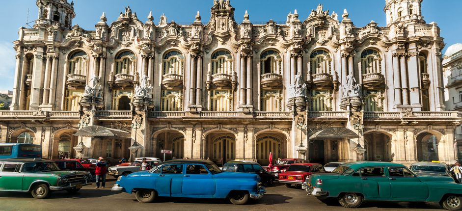 Discover Cuba: Its People and Culture <p>On this top-rated and popular tour, feel the entrancing rhythms of Old Havana, Cienfuegos, and Trinidad on our unique people-to-people cultural exchange, where you&#39;ll learn about the history, culture, and contemporary issues of this fascinating island nation.</p>