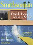 Cover for August 2006